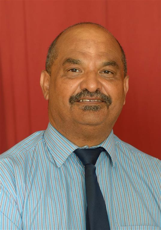 Mr Pierce Deputy Principal